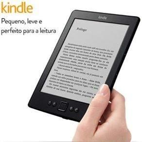 """[C&A] Kindle ao0416 7ª geração wi-fi 4gb tela 6"""" Por  R$ 199,00"""