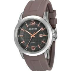 (Submarino) Relógio Masculino Seculus Analógico Fashion 23394G0SBNU1 por R$ 120