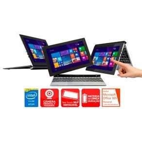 [cdiscount] Notebook 2 em 1 Touch Positivo Duo ZX3020 com Intel® Atom™ Quad Core, 1GB, 16GB SSD, Leitor de Cartões, Micro HDMI, por R$ 699