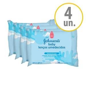 [NetFarma] Kit Johnson`s Baby Lenços Umedecidos Hora de Brincar - R$14