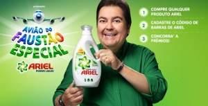 [Ariel] AVIÃO DO FAUSTÃO ESPECIAL Concorra