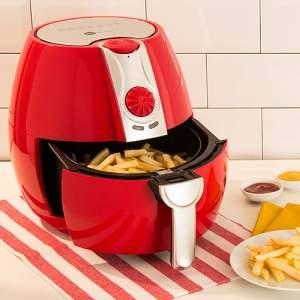 [Shoptime] Fritadeira sem óleo 3,2L Fun Kitchen - R$284