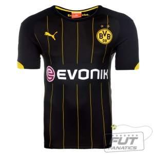 [FutFanatics] Camisa Borussia Dortmund 2016 Away por 99 reais (ou ainda -10% boleto)