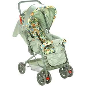 [Americanas]  Carrinho de Bebê Passeio Voyage Funny Verde (Promoção) R$214,56