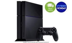[Groupon/MultiStock] Playstation 4 (PS4) [12x sem juros + frete grátis] por R$ 1699