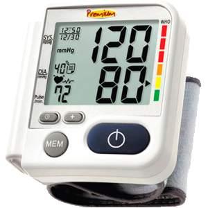[ShopTime] Aparelho de Pressão Digital Automático de Pulso - LP200 - Premium por R$ 54