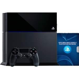 [Submarino] Playstation 4 500gb + controle dualshock 4 R$ 1520