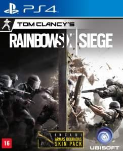 [Walmart] Tom Clancy's Rainbow Six Siege - Signature Edition  PS4 - R$200