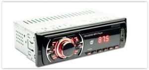 [Peixe Urbano] Som Automotivo Dazz com Rádio FM, Entrada USB, SD, Auxiliar e Saída RCA  Frete Grátis por R$ 35