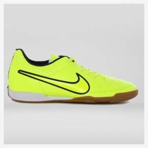 [Nike] Chuteira Tiempo Rio 2 Futsal Verde por R$80