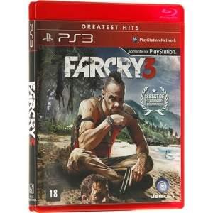 [ShopTime]Game FarCry 3 - PS3 por R$ 57