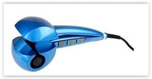[Ponto Frio]Modelador de Cachos Automático Life Curl New Hair - Azul |R$ 186