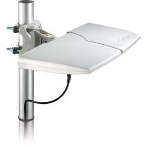 [ShopTime] Antena Interna/Externa Digital Amplificada De 22db Hdtv/Uhf/Vhf/Fm Sdv8625t/55 Philips por R$ 130