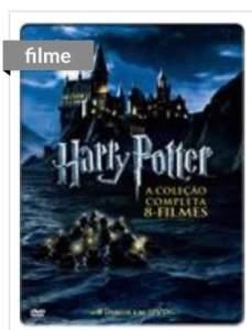 [Livraria Cultura] Harry Potter coleção completa por R$ 88
