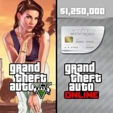 [Playstation Store] Pacote Grand Theft Auto V e Pacote de Dinheiro Tubarão-Branco PARA PS4 por R$ 160