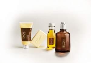 [Natura]  Kit Natura Ekos Copaíba - Desodorante Colônia + Báslamo Pós-Barba + Sabonete em Barra + Óleo de Barbear R$ 134,30