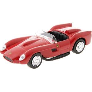 [Loja do Tempo] Ferrari Race Testa Rossa - Burago - R$28
