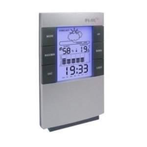 [Pontofrio] Termo-Higrometro Digital De Temperatura E Humidade + Relógio Despertador R$ 34