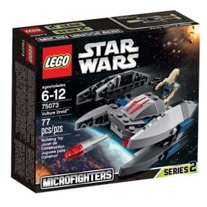 [Extra] LEGO Star Wars - Vulture Droid - 77 Peças por R$ 42
