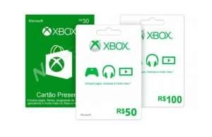 [Peixe Urbano] Cartão Xbox Live de R$ 100 por R$ 70