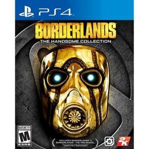 [Americanas] Game Bordelands: The Handsome Collection - PS4 por R$ 50