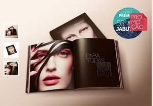 [Natura]  Livro Marcos Costa Maquiagem R$ 62,10 (com cupom)