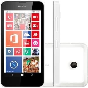 [Americanas] Smartphone Microsoft Nokia Lumia 635 Desbloqueado Claro por R$ 332