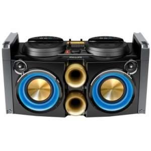 [Ricardo Eletro] Mini System Philips Nitro NX1 300W - R$783