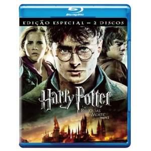 [Ponto Frio] Blu-Ray - Harry Potter e as Relíquias da Morte: Parte 2: Edição Especial - 2 Discos por R$ 15