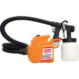 [SHOPTIME] Pistola de pintura Intech Machini HV500 Elétrica Pulverizadora - 450W por R$ 90