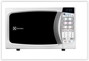 [SubMarino] Micro-ondas Electrolux MTD30 20 Litros Branco  por R$ 122