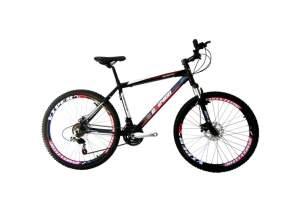 [Americanas] Bicicleta Elleven Crossride 600 Aro 6 Cambios Shimano 1 Marchas E Freio A Disco por R$ 800