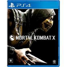 [CDiscount ]Jogo Mortal Kombat X - PS4 por R$ 130