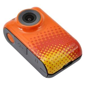 [Cdiscount] Câmera Esportiva Oregon Scientific ATCGecko HD Action Cam - R$100