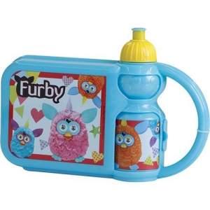 [ShopTime] Lancheira Furby Conjunto Passeio - By Kids por R$ 5