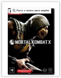 [Ponto Frio] Jogo Mortal Kombat X para PC por R$ 50
