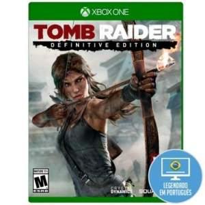 [RICARDO] Jogo Tomb Raider: Definitive Edition para Xbox One (XONE) - R$50