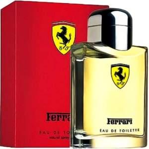 [SHOPTIME] Perfume Ferrari Red Masculino Eau de Toilette, 125ml - R$119