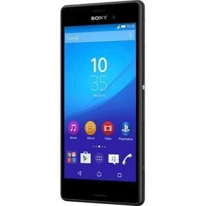 """[SOU BARATO] Smartphone Sony Xperia M4 Aqua Dual Desbloqueado Android 5.0 Tela 5"""" Memória Interna 16GB Câmera de 13MP Preto - R$ 879,00"""