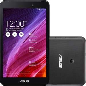 "[Americanas] Tablet Asus Fonepad 7 8GB Wi Fi 3G Tela 7"" Android 4.4 Processador Intel Atom Dual Core - Preto por R$ 387"