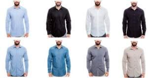 [Ponto Frio] Diversas Camisas sociais DKNY por R$60
