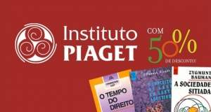 [LIVRARIA MARTINS FONTES] LIVROS DA EDITORA PIAGET COM 50% DE DESCONTO