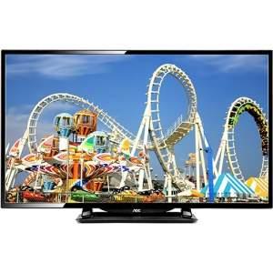 """[Americanas] Tv Led 50"""" AOC 50D1452 Full HD com Conversor Digital HDMI USB - R$1375"""