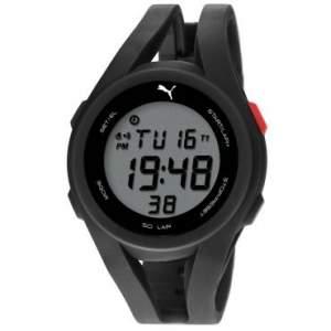 [Ricardo Eletro] Relógio Unissex Puma, Digital, Pulseira de Silicone, Caixa de 4 cm 96228M0PANP1 por R$ 98