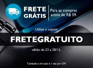 [Natura] Cupom Frete Grátis + Bazar de ofertas com até 50% de desconto