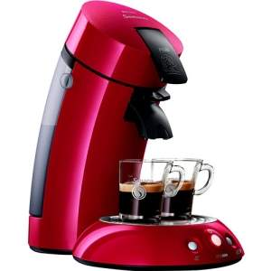 [ShopTime] Cafeteira Expresso Senseo HD7811/96 Vermelha 1,6 Bars por R$ 108