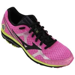 [Netshoes] Tênis de Corrida Mizuno Feminino Wave Prorunner 17 - R$210