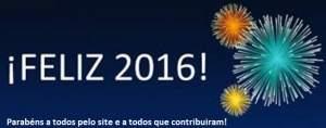 [PELANDO] Feliz 2016 a Todos - Grátis