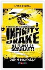 [Saraiva] Livro Digital - Infinity Drake por R$ 2