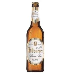 [Walmart] Cerveja Bitburger 500ml - R$8